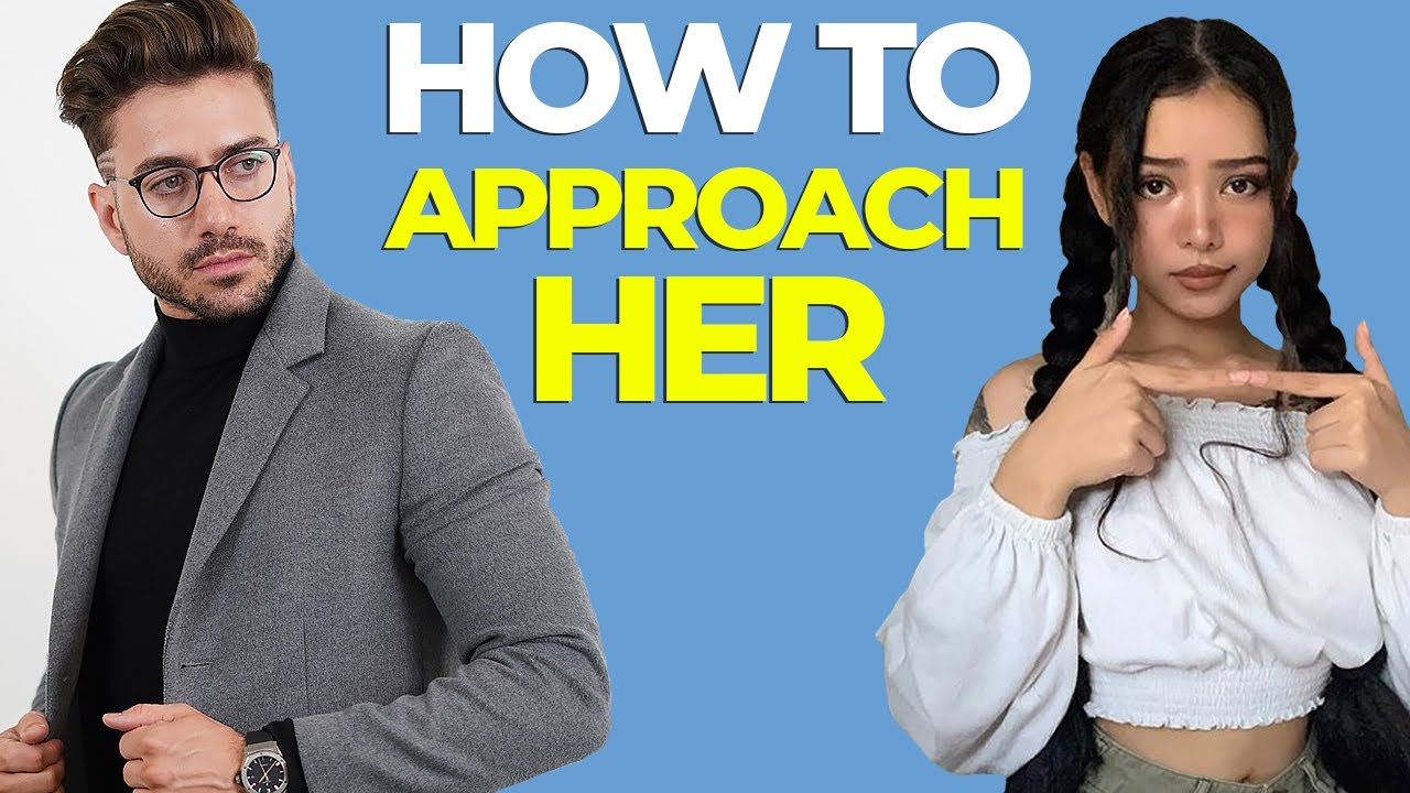 What To Do When a Girl Looks At You | Alex Costa