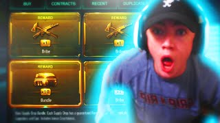 "UNLOCKING A FREE ""WEAPON BRIBE"" FOR A SUBSCRIBER! FREE ""WEAPON BRIBE"" IN BLACK OPS 3! (BO3)"
