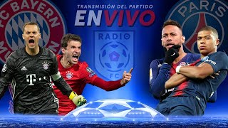 Bayern Munich vs PSG EN VIVO/ UEFA Champions League 2021 - Cap 2