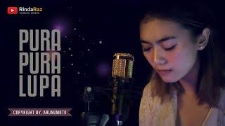 Gambar cover Mahen - Pura Pura Lupa ( Official Musik Video Cover ) Rinda Raz