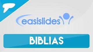 Como Adicionar Bíblias ao Easislides