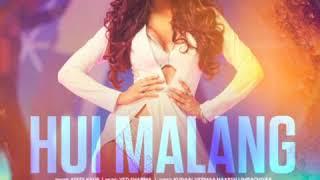 HUI MALANG ( Malang-Unleash Tha Madness ) Asees Kaur | Ved Sharma | Bollywood Audio Song