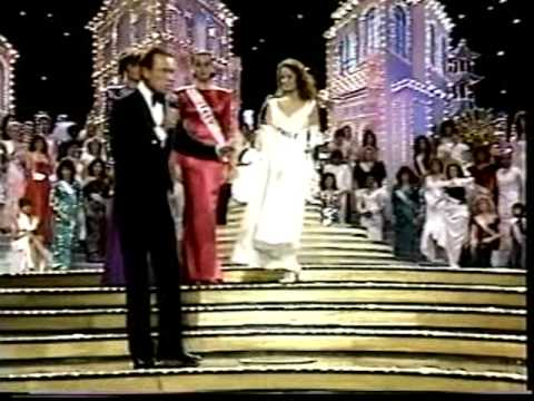 miss universe 1987 crowning youtube