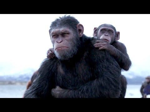 Планета обезьян: Война — Русский трейлер #4 (2017)