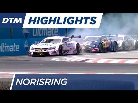 Race 1 Highlights - DTM Norisring 2016