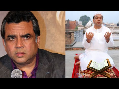 Indian The Legend Actor Paresh Rawal Pakistani Islam Comments News