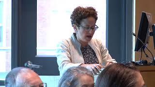 Witnessing Professionals & Climate Change Workshop: