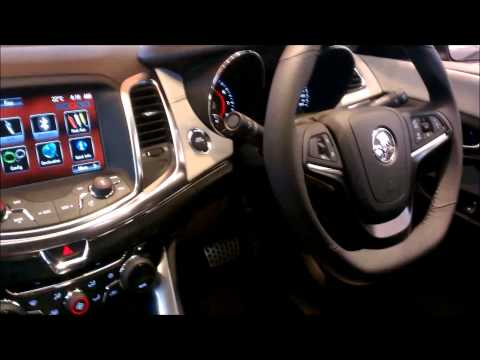 Luxury LF Review Holden VF Commodore SSV Sportwagon  FunnyDogTV