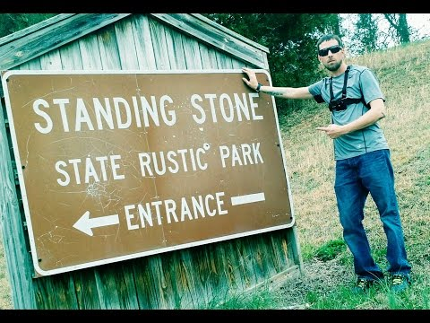 Standing Stone National Park - Go Pro Video