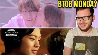 BTOB Monday! BTOB (비투비)  - Star (별) & Remember That (봄날의 기억)…