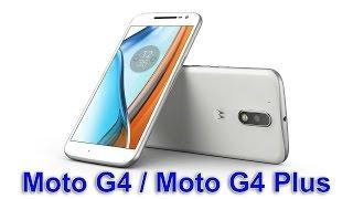 Moto G4 и Moto G4 Plus - Новые смартфоны среднего уровня от Lenovo - Интересные гаджеты