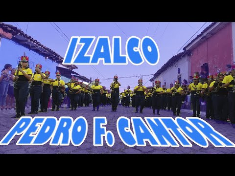 Pedro F Cantor - Izalco 2019