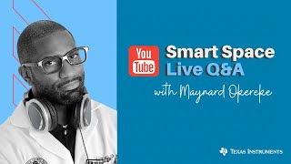 Smart Space: Live Q&A with Maynard Okereke
