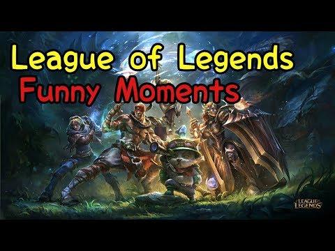 League of Legends Funny Moments - Teemo Shrooms (feat Tajitu Kahn and King Kenoya)