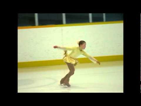 Elise Holt Juvenile Competition Gloucester,Ottawa 2012