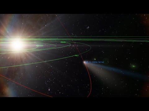 Tajuplné komety - 2. část