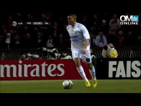 Saison 2009-2010 26ème journée Paris-Saint-Germain-Olympique de Marseille 0-3