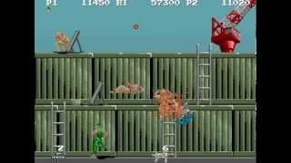 M.I.A.: Missing in Action 2 player Netplay arcade game 60fps