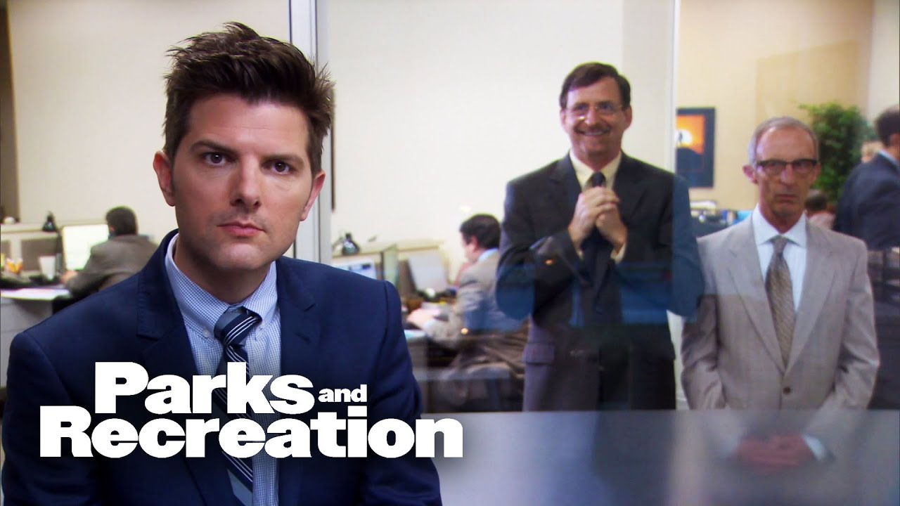 Ben's Accounting Job - Parks and Recreation