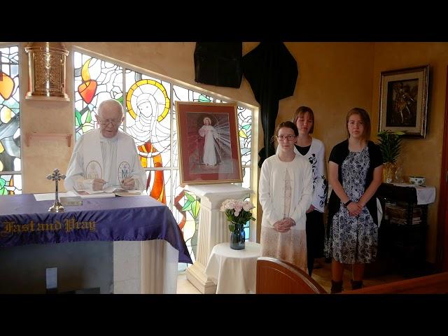 Fr. Michael Barry's April Teaching