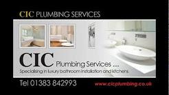 Best CIC bathrooms kitchens in Dunfermline Fife CIC Plumbing Dunfermline 4 bathrooms and kitchens