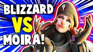Overwatch - Moira Rework NOT GOING LIVE (not yet anyway!) + Genji Meta DEAD?!