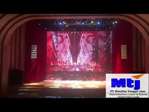 National Library Indonesia Auditorium   Cornered Audio