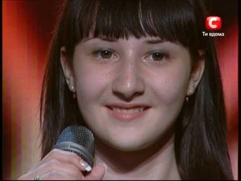 X-Factor - Катерина Низкопоклонная (EDITH PIAF- padam padam)