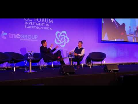 Dr Craig Wright Fireside Chat CC Forum Conference London 2019