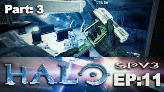 Halo SPV3 – Gaming w/ Past Life Pro (The Maw) [EP: 11 P3 Final] | 1080p 60fps thumbnail