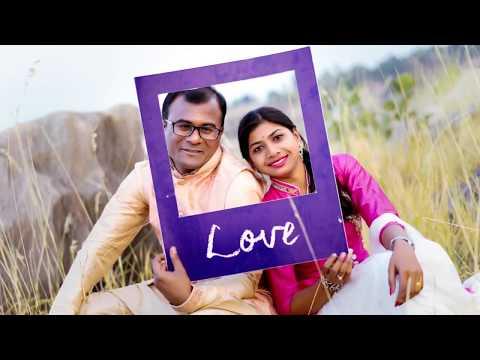 Sachin & Meghna  pre-wedding photomix song...Ramtek,Nagpur