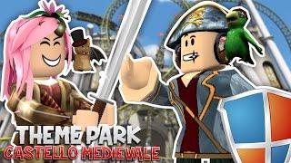 Roblox ITA - Il Castello Medievale!! - #42 - Theme Park Tycoon 2 (Ep 6)