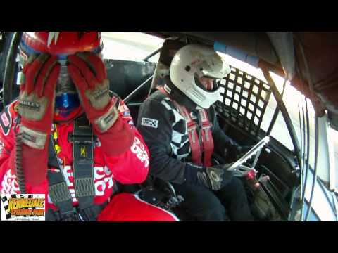 Kennedale Speedway Park In-Car Heat with David.mp4