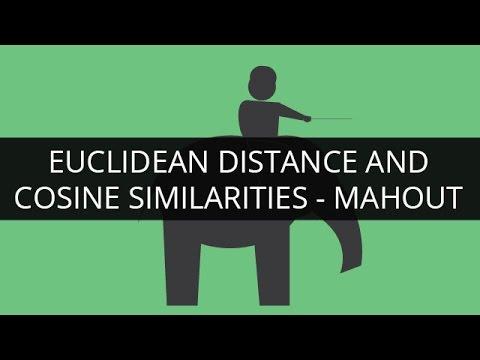 understanding-euclidean-distance-&-cosine-similarities-in-mahout-|-edureka