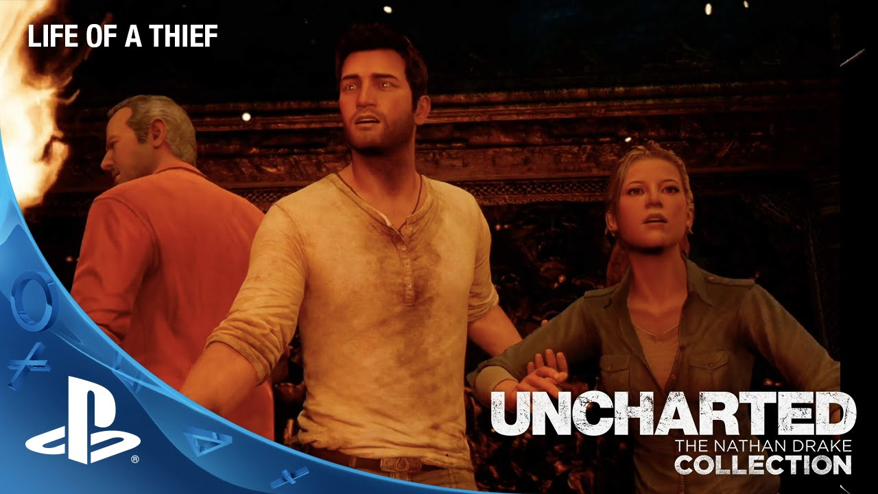 UNCHARTED: The Nathan Drake Collection (10/9/2015) - Life of a Thief | PS4