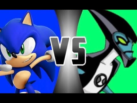 Sonic VS XLR-8 | RACE