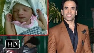 Shocking : tusshar kapoor becomes a father without marriage