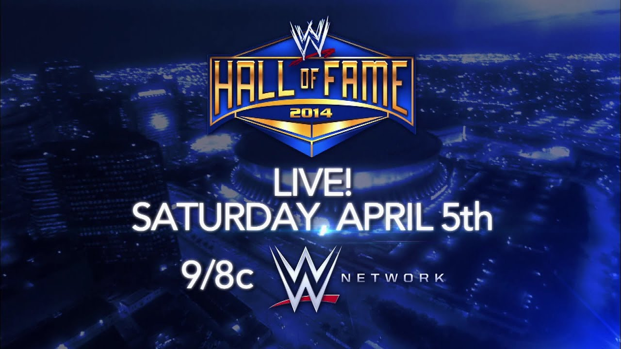 Watch the 2014 WWE Hall of Fame on WWE Network - YouTubeWwe Hall Of Fame 2014 Inductees