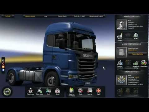 Euro Truck Simulator 2 Demo - Prezentacja #2