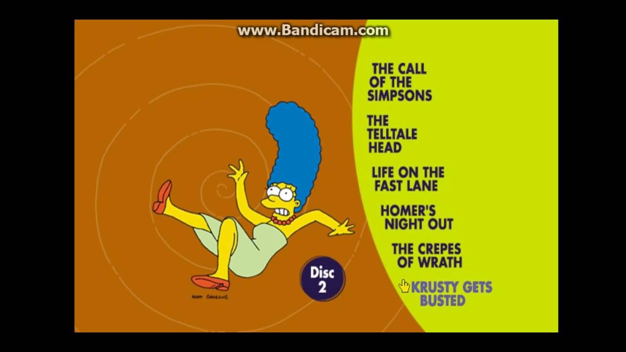 The Simpsons - Season 2 [DVD]: Amazon.co.uk: …
