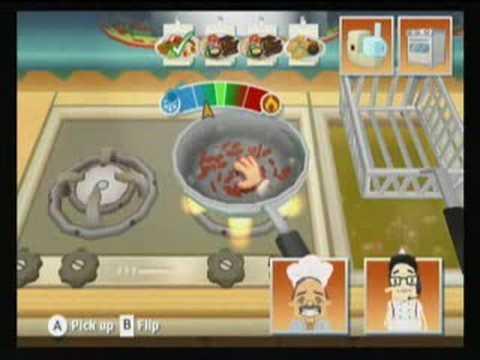 Order Up! (Wii) - El Fuego! thumbnail