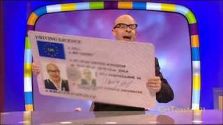 harry hill s tv burp giant driving licences 30 01 2010