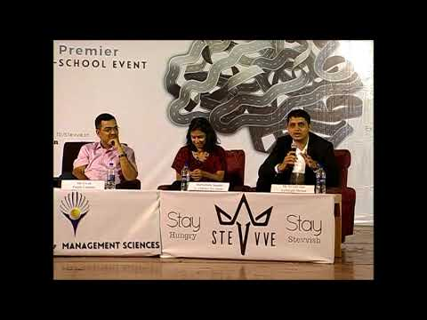 PANEL DISCUSSION ON STARTUP ECOSYSTEM