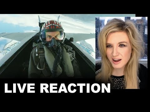 Top Gun 2 Trailer 2 REACTION