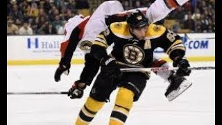 TOP 5 DIRTIEST PLAYS BY BRAD MARCHAND!