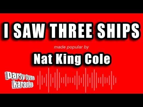 nat-king-cole---i-saw-three-ships-(karaoke-version)