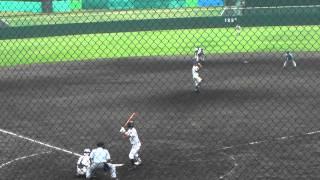 2014年 寒河江高校vs山形電波.
