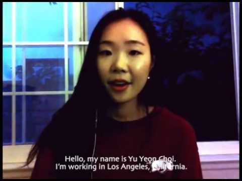 J-1 Intern in Los Angeles talks about her U.S. experience