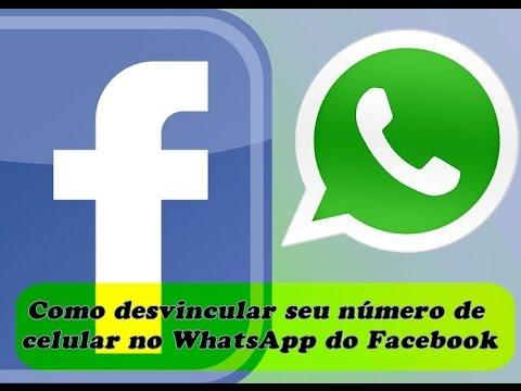 Aprenda a não compartilhar dados de conexão com o Facebook do WhatsApp e não fique conectado.