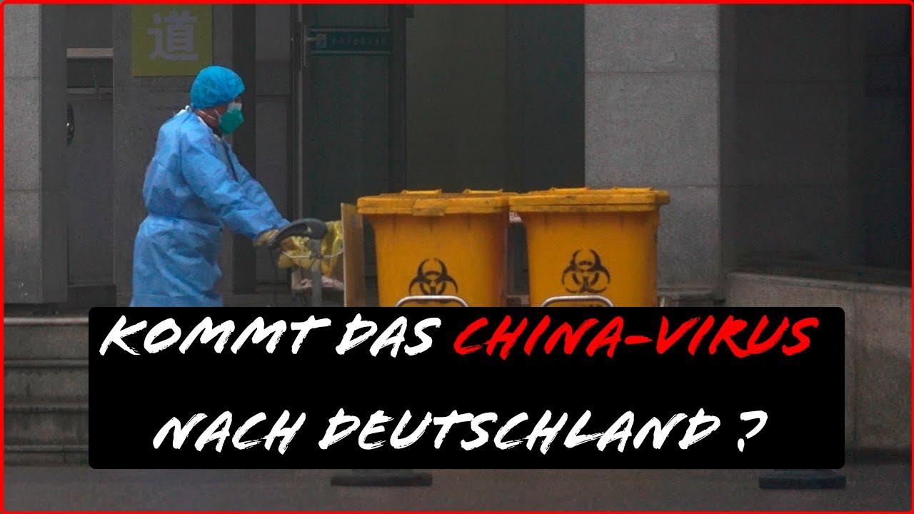 CHINA-VIRUS IN EUROPA !